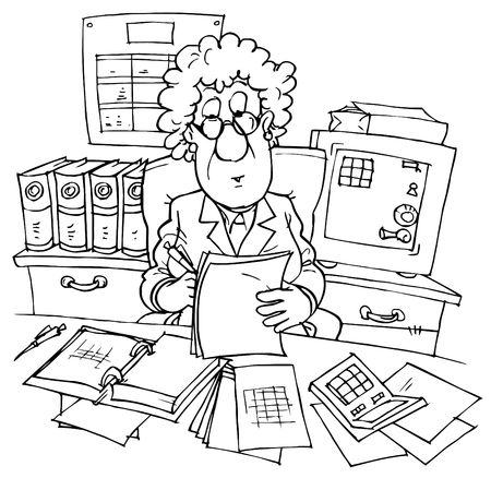 bookkeeper: Contable
