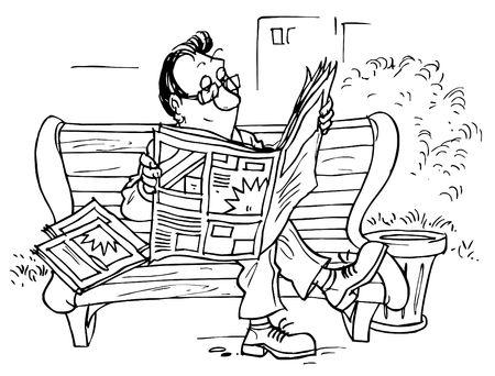 Reader Stock Photo - 5800017