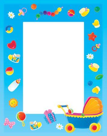 Photo frame Stock Photo - 5973326