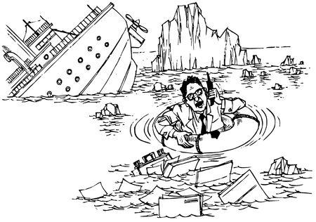 bureaucrat: Shipwreck in sea of instructions