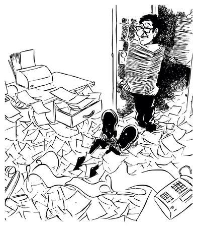 Documents circulation