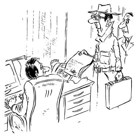 audit: Unerwartete Inspektion