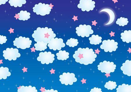 moonlit: Moonlit night