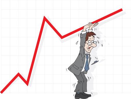 Correction of statistics Vector