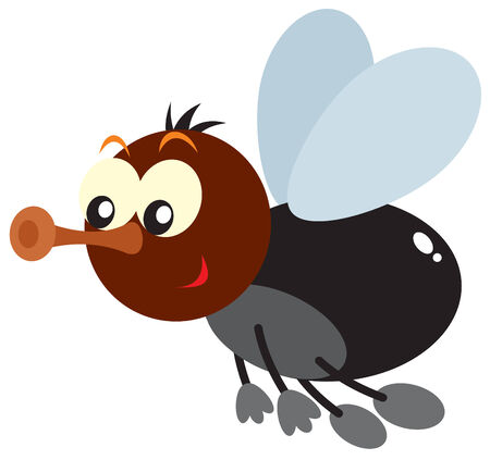 hexapod: Fly