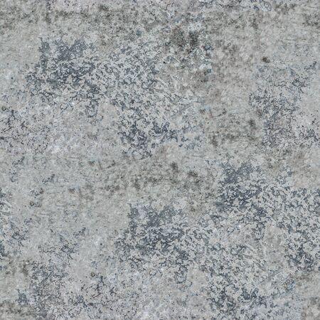 Seamless concrete cement blue texture Archivio Fotografico