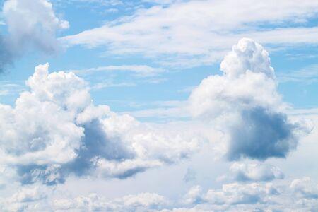 Day light blue sky cloud