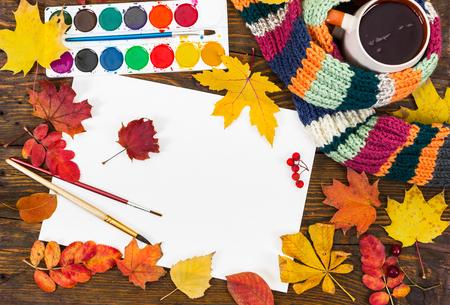 Ziemlich Herbstblätter Färben Fotos - Ideen färben - blsbooks.com