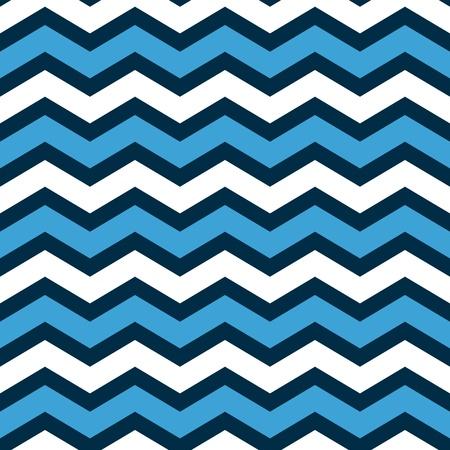 azul marino: Resumen geom�trica chevron patr�n transparente en azul y blanco, vector