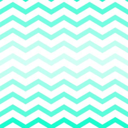papel tapiz turquesa: Sombras de ne�n verde chevron sin patr�n en blanco Vectores
