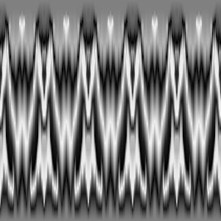 tie dye: Black and white tie dye geometric ethnic seamless pattern, vector