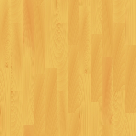 wood floor: Realistic wooden flooring seamless pattern, vector