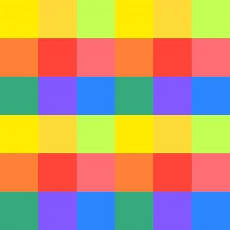 Cuadrados de colores simples patr�n geom�trico sin fisuras, de vectores