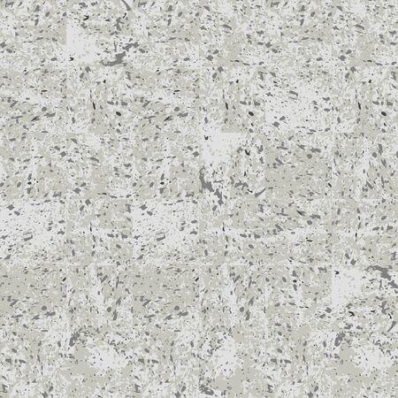 concrete texture: Concrete panels grey grunge texture, vector