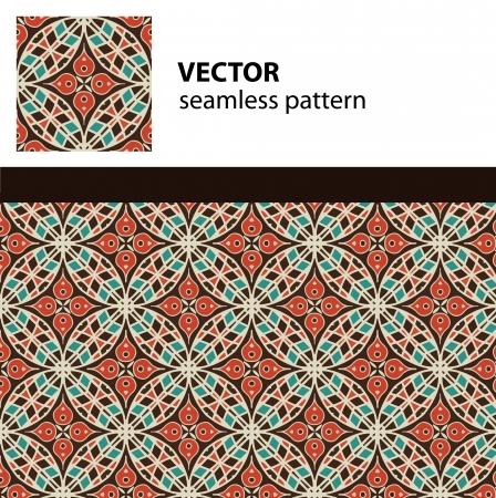 Eastern pattern Stock Vector - 17407449