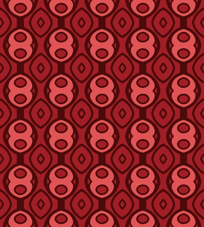 rounds: Terracotta pattern with rounds