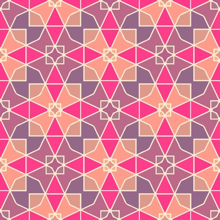 voilet: Colorful geometric pattern_13