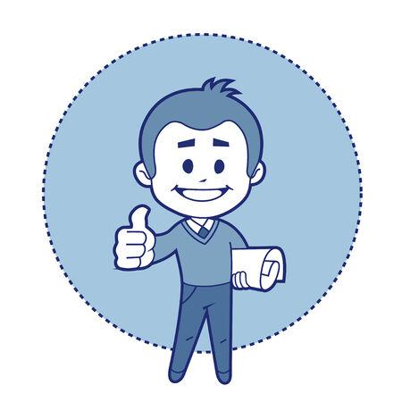 Character engineer says ok!