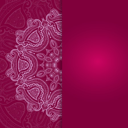 Vector lace background for celebrations, holidays, sewing, arts, crafts, scrapbooks, setting table. Vector