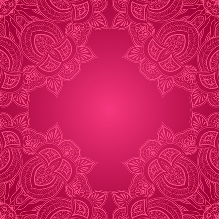 Vector background for celebrations, holidays, sewing, arts, crafts, scrapbooks, setting table. Vector
