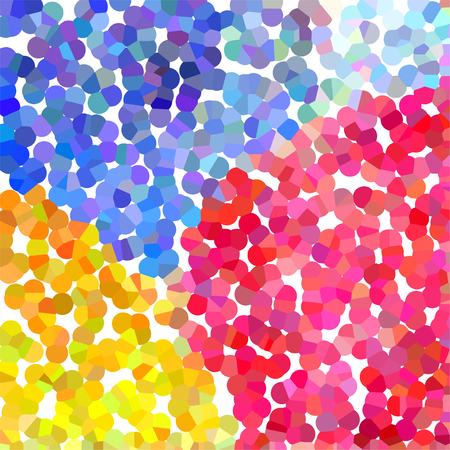 pixelate: Abstract mosaic colorful background. Vector illustration Illustration