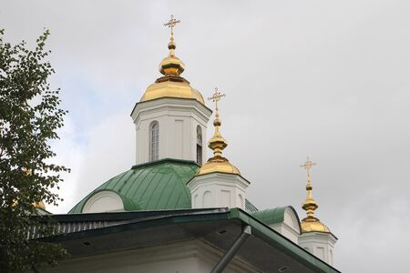 saints peter and paul: Cathedral of Saints Peter and Paul, Russia, Perm.