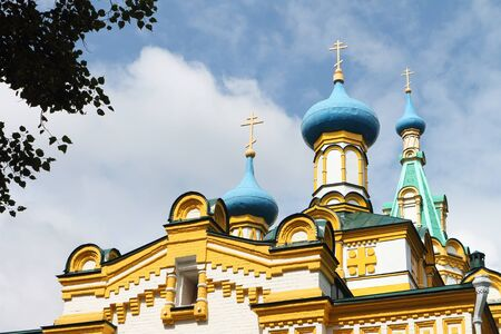assumption: Church of the Assumption of the Blessed Virgin, Russia, Perm