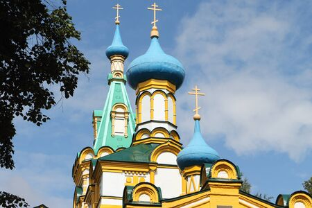 perm: Church of the Assumption of the Blessed Virgin, Russia, Perm