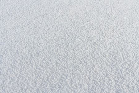 capping: Natural snow background in the winter outdoors