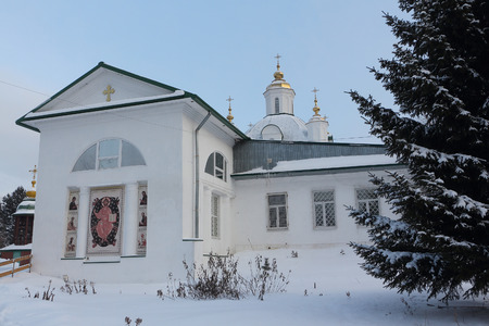 saints peter and paul: Cathedral of Saints Peter and Paul, Russia, Perm, 1724