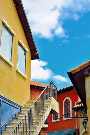 Italian building classic