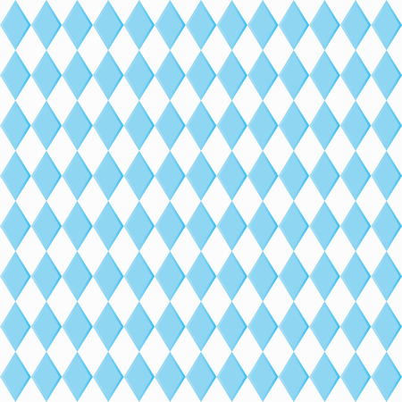 Blue diamonds pattern. Иллюстрация
