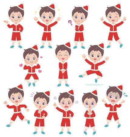 Christmas boy set 1