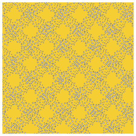 Animal print seamless pattern. Mustard yellow background. Animal ornament illustration. Sketch wrapping paper, textile, background. Vector illustration. 向量圖像