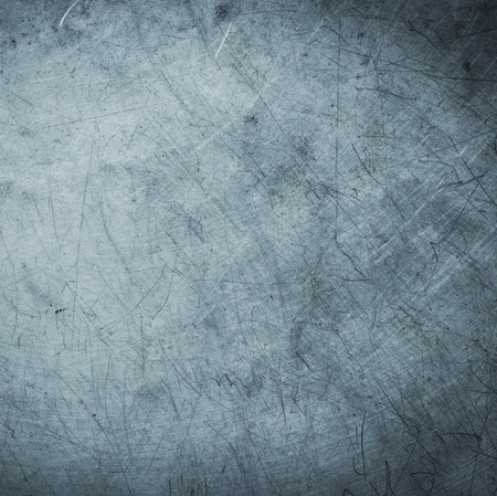 rough background: scratched grunge metal plate industrial ; abstract background