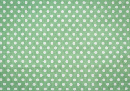 Green and White Tiny Distressed Polka Dots Background