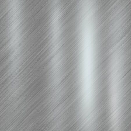 highlights: Metal texture with highlights and reflections Stock Photo