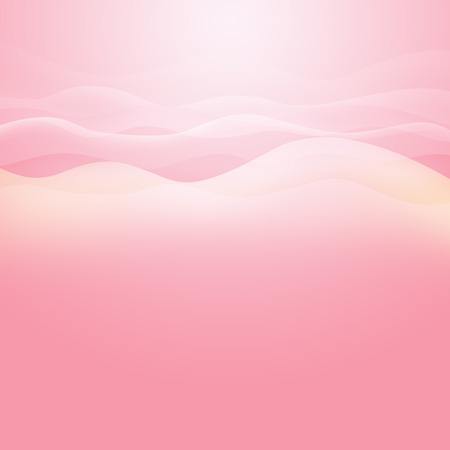 light pink: Pink Light Wave Abstract Background