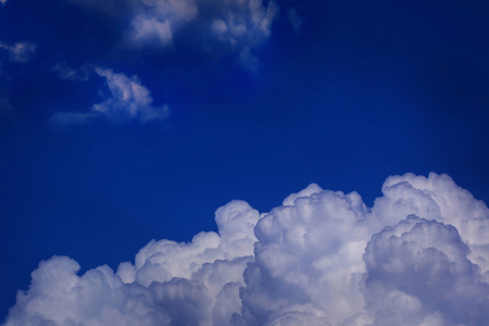 nature abstract: night sky with cloud