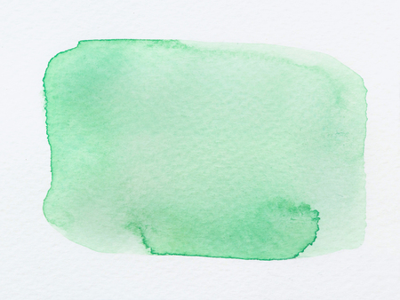 ombre: Green wet Watercolor Wash. Watercolor Background. Ombre Watercolor.