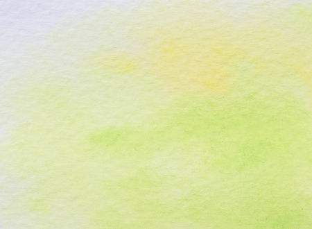 ombre: Watercolor Ombre Background. Watercolor Wash.Watercolor green background. Stock Photo