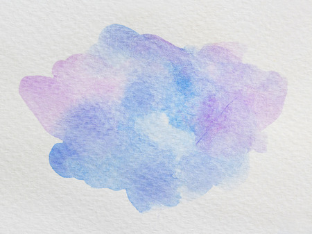 ombre: Purple wet Watercolor Wash. Watercolor Background. Ombre Watercolor.