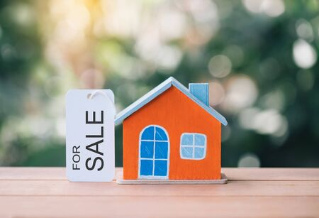 House model on sale