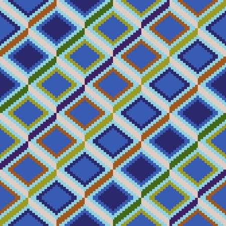 r�p�titif: Seamless vector pattern d'�l�ments de losange r�p�titives