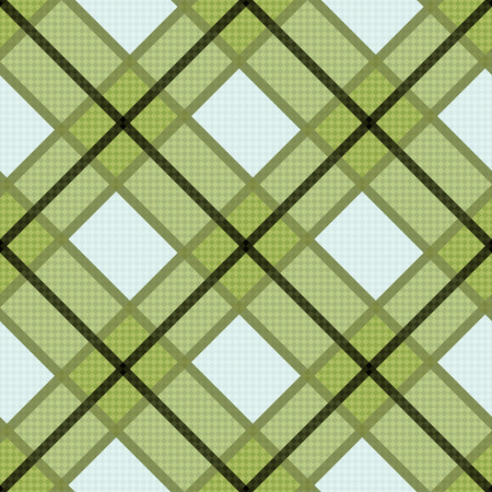 colores calidos: Seamless diagonal colorful pattern mainly in green, and other light warm colors