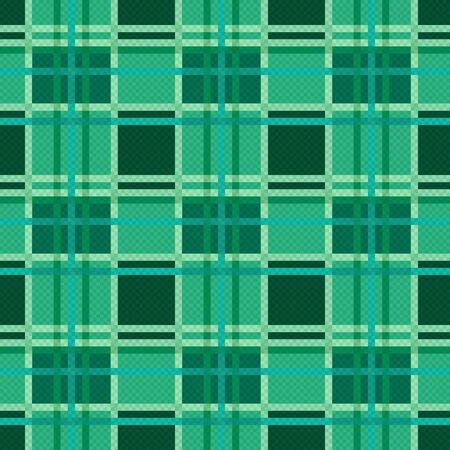 sappy: Seamless checkered modern trendy colorful pattern mainly in Emerald color