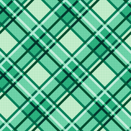 sappy: Seamless diagonal modern trendy colorful pattern mainly in Emerald hues