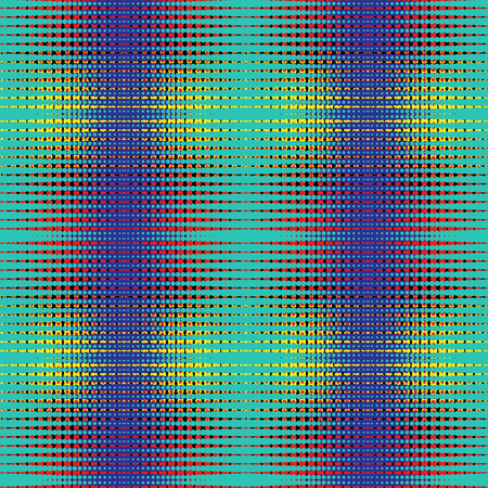 Abstract seamless multicolor vector pattern for wallpapers and background