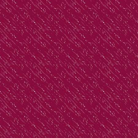 Claret abstract seamless simple vector background with white diagonal shapeless smears