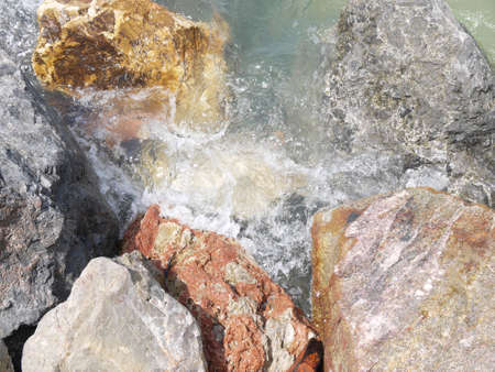 esaa water stone. photo